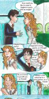 HBP SPOILER- Harry, Luna comic by bachel60