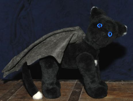 Dochas Plushie 1 by Siobhan68