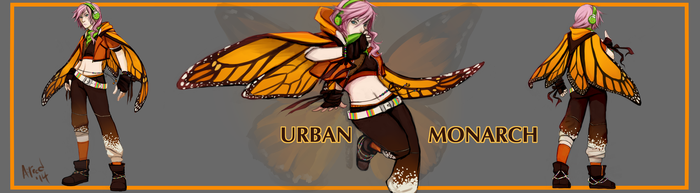 Lightning Returns Entry: Urban Monarch by Tamaya-Kagiya