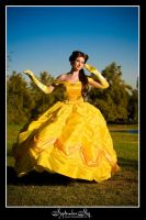 Dancing Belle by Lillyxandra