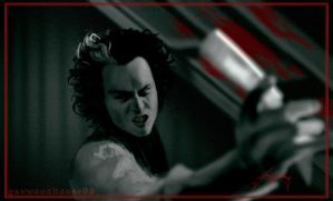 Sweeney Todd by gavwoodhouse