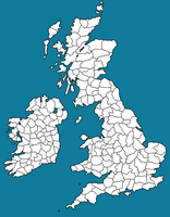 British Isles Outline by ImpirrenRyRy