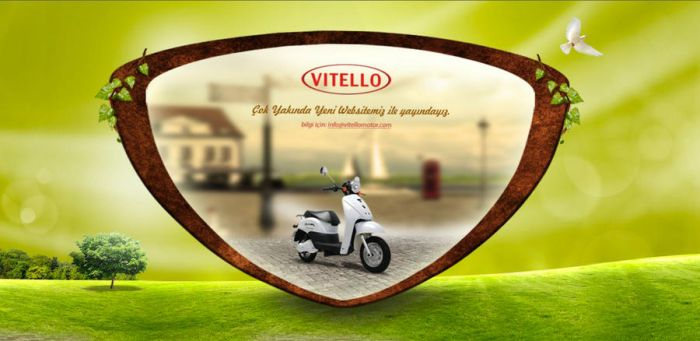 Vitello Motor Website by grafiket