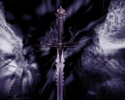 Sword of Weavery by zeth