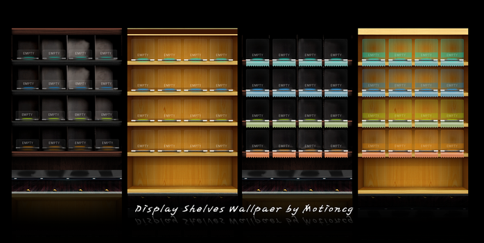 display shelves by motioncg