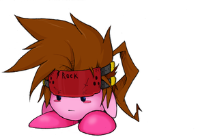 SOL KIRBY almost finished by Hero-in-Pixels