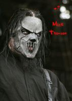 Mick Thomson by HeyJimmy