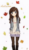 Autumn Leaves by Natsumio-Chan