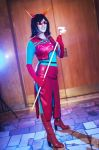 HS Neophyte Redglare Cosplay by Sioxanne