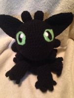 Toothless by MaxiumSin