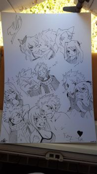 Nalu by Bloodtiesss