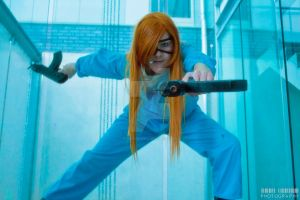 Badou- Howling In the Dark by Ruxtano