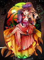 :Happy Halloween: by Naussi