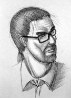 Gordon Freeman rough sketch by rikimaru6811