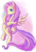 Fluttershy by RustyDooks