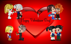 BuddyPoke Valentines Day by LegendaryDragon90