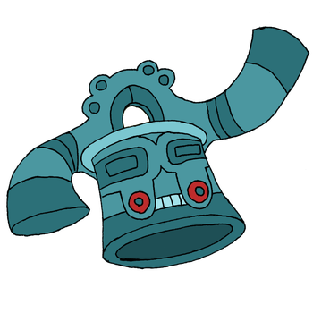 Bronzong by Corpse-Pirate