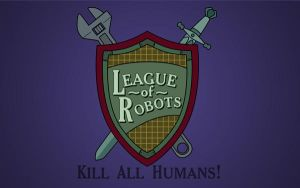 League of Robots by tibots