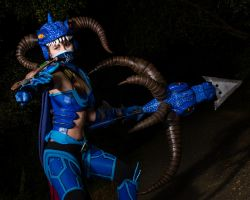 Dragon Slayer Attack 2nd by DISC-Photography