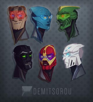 Metru Shades by Demitsorou