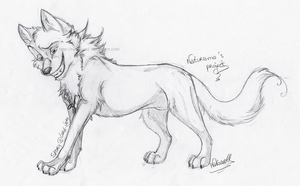 Naturama's project - Lord Skorg by Nakouwolf