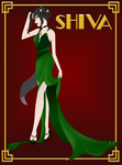 Shiva: Contest Entry by shiory
