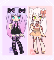 [Custom Outfits] - KimmyPeaches by hello-planet-chan