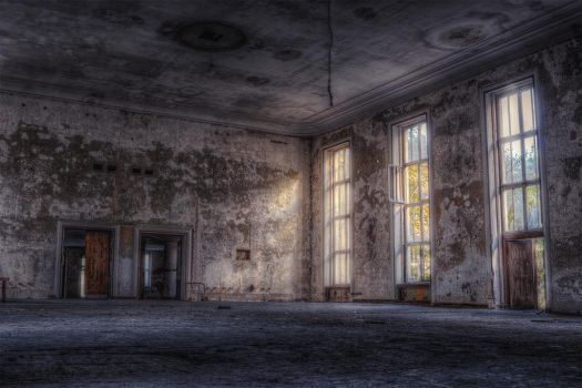 Ghost Town (Germany) HDR4 by Caine-Design