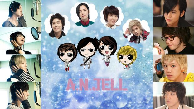 A.N.JELL wallpaper by Hey-Say-RUKIA