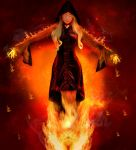 The Burning Witch by Vamp212