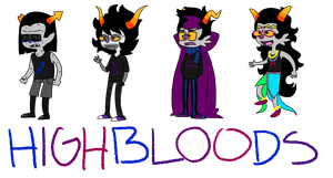 The High-Bloods by Turtlestarf