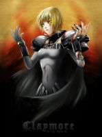 Claymore: Claire by yuki-k