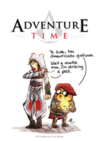 Assassin's Creed Time by illeity