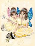 My Little Faerie Princess's by Artsy50
