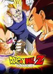 Poster Dragon Ball Z: Vegeta by Dony910