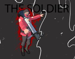 The Soldier by firestar1202