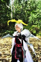 Cosplay Allen Walker 43 by HellDolly