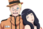 NaruHina Costumes picture by vicio-kun