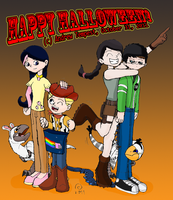 Hi Ho Halloween, AWAAAAAAY by Shadow-Aspect