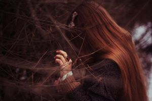 about my sister -schizophrenia by laura-makabresku