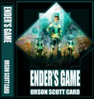 Ender's Game Cover Art by ShadowFox9