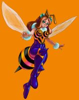 Q Bee Nico by elazuls-core