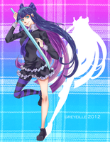 PSG. Stocking by greyeille