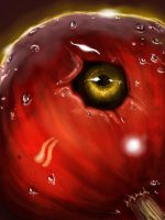 Candy Apple is Watchin YOU by Valegra