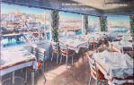Vintage San Francisco - Fisherman's Wharf Seafood by Yesterdays-Paper
