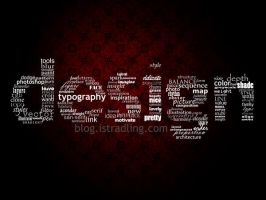 Design in Typography by istradling