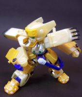 Exor toy pose 1 by Waito-chan