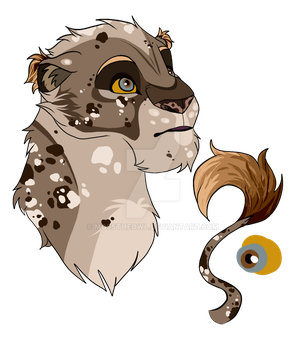 Lioness Auction by MossTheOwl