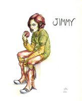 Jimmy -for masha by croovman