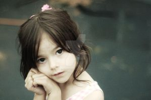 Little Girl by ambie-bambi